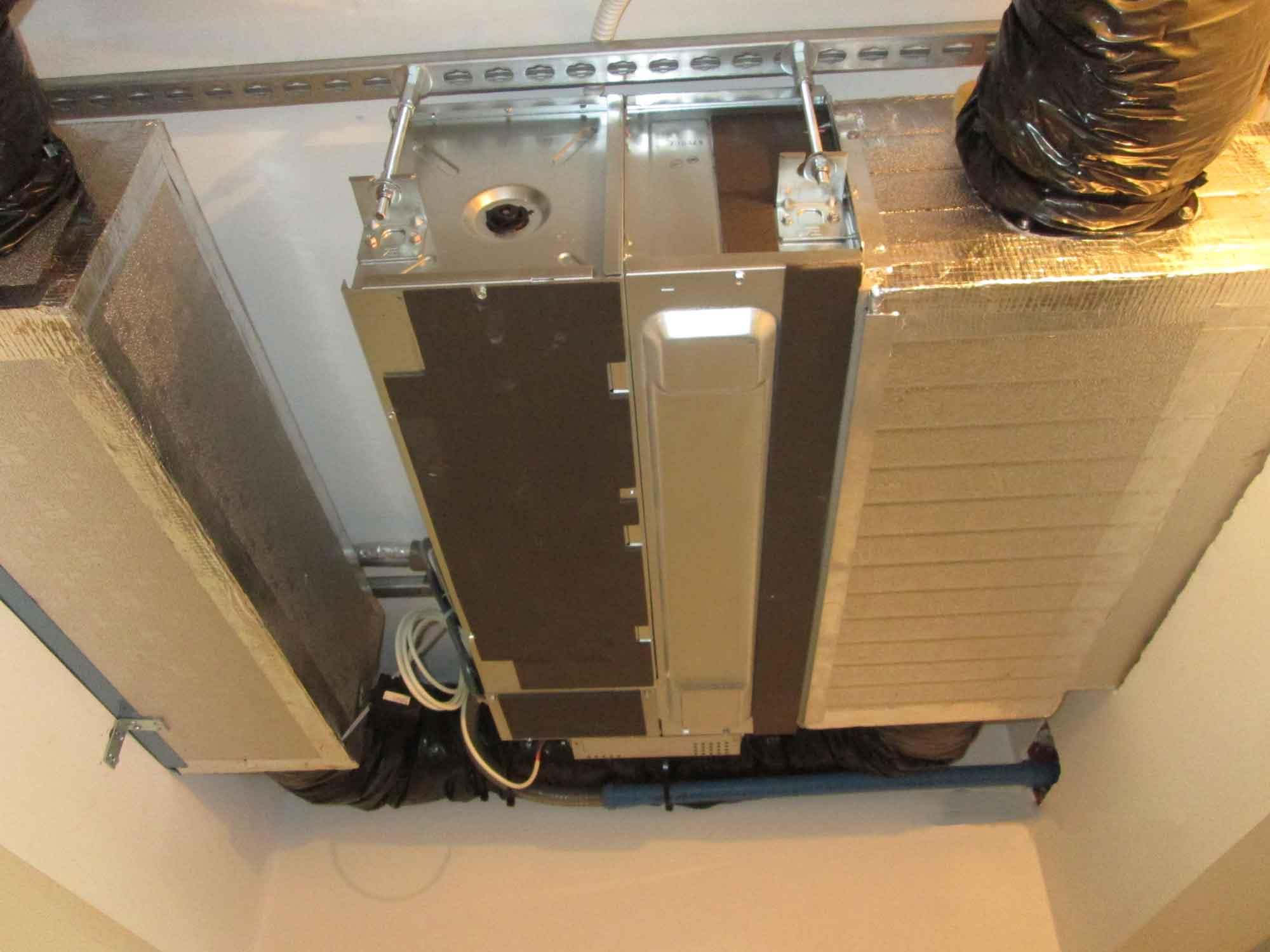 Aria Condizionata Canalizzata impianto di climatizzazione: come funziona | dal zilio