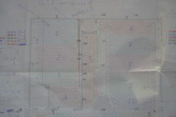 progettazione impianto a pavimento